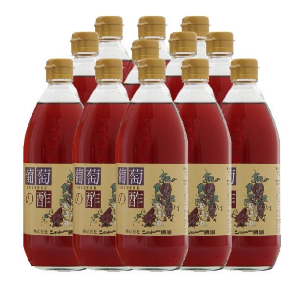 葡萄の酢12本